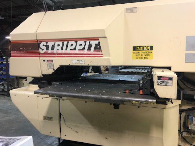 LVD, Strippit 1000 XP CNC Turret Punch 23 Ton