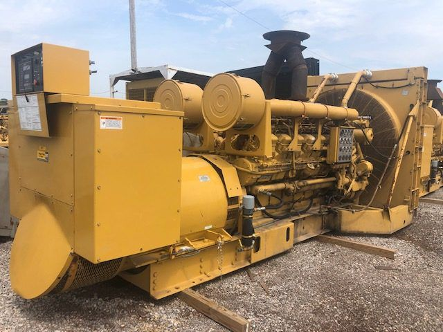 Caterpillar 3516 Engine HP:     2304