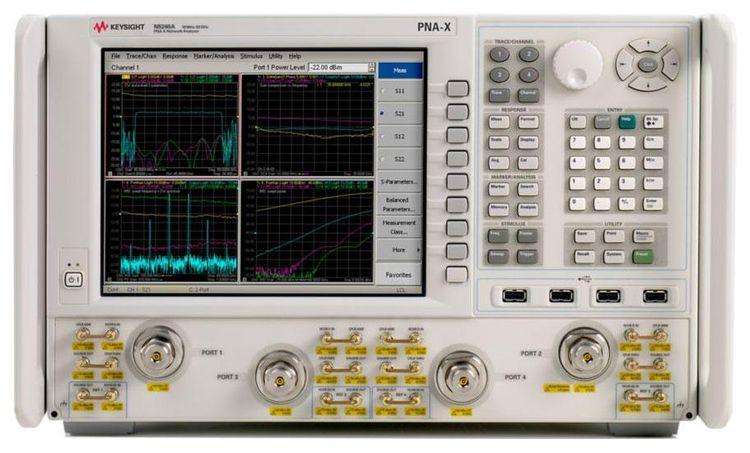 Keysight N5245AS/008/010/021/022/025/028/080/400/419/423 Test Equipment