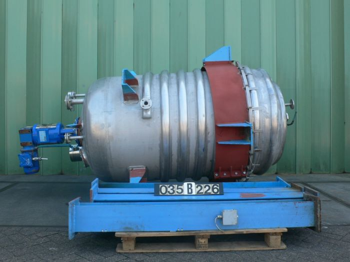 Other 2350 Ltr Reactor