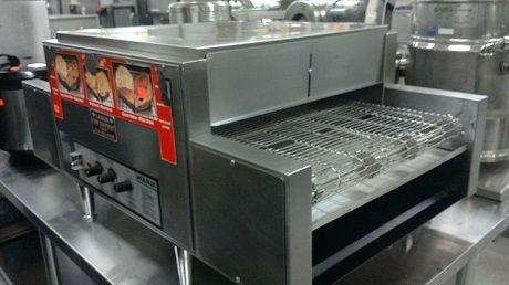 Holman conveyor oven