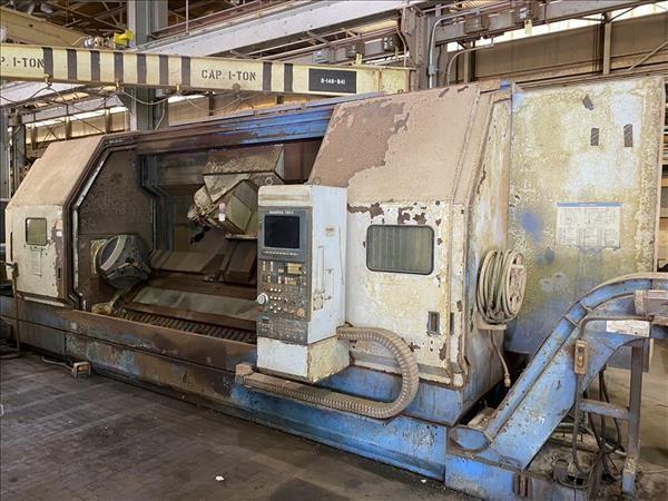Mazak Mazak Mazatrol T32-3 CNC Control Variable INTEGREX 60 3000U CNC TURNING CENTER 3 Axis