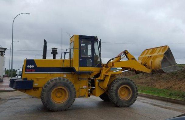 Komatsu WA 320-1 Wheel loaders
