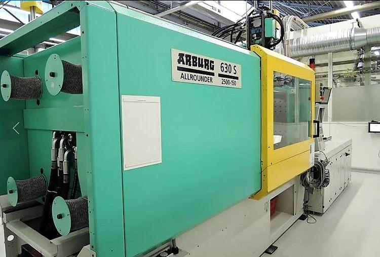 Arburg A 630 S 2500-150/150 2K 250 T