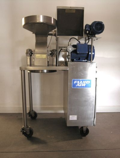 Fluid Air 007 Mill