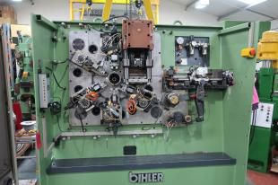 Bihler RM40 multislide wire/strip punching and forming machine