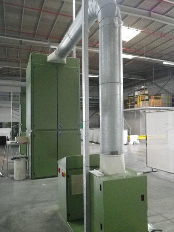 Trützschler Securomat SC Metal Separator