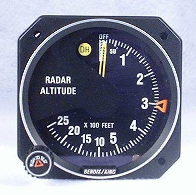 King KRA-10 Radar Altimeter System