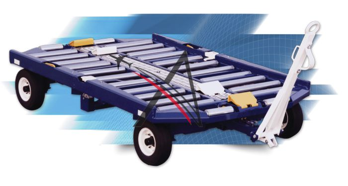 Others Turnable Container Dolly
