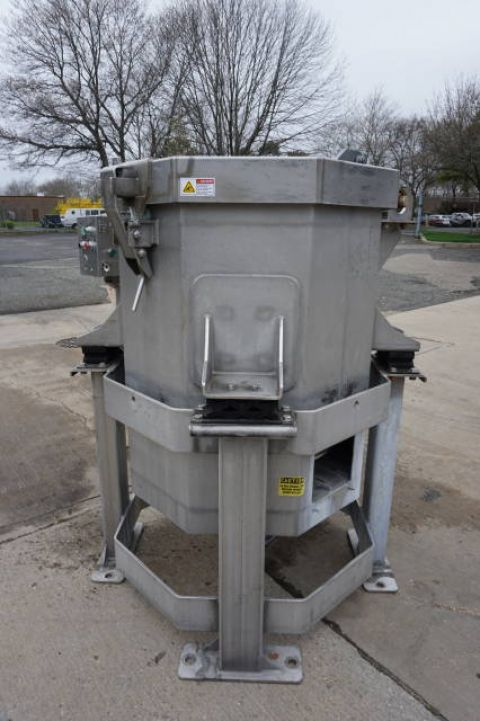 HMI SD300 Centrifugal Vegetable Spin Dryer