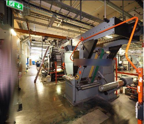 W+D ( Winkler & Dunnebier ) 249 Envelope production line