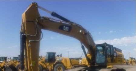 Caterpillar 352FVG