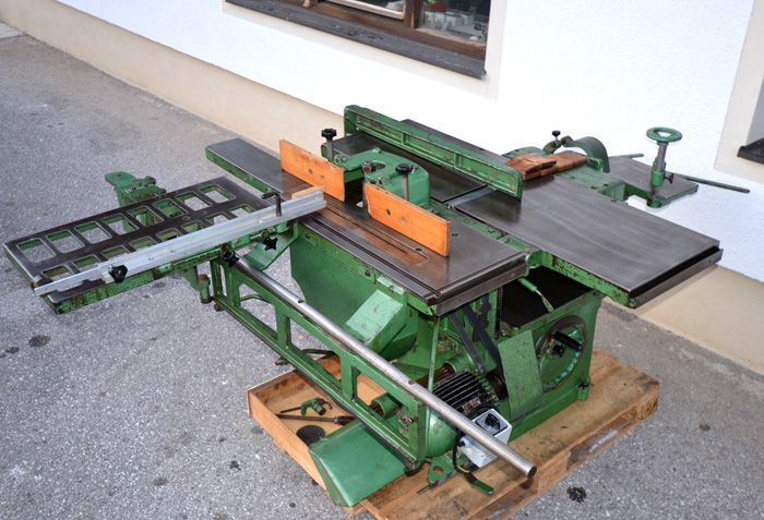 Felder BU 6 FK 41, 5-fold combination
