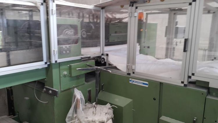 Wrapmatic POLYWRAP 33 visible in demo operation, TR & KTW, reduced price