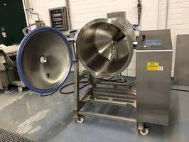 Henneken CVM 350 , vacuum tumbler