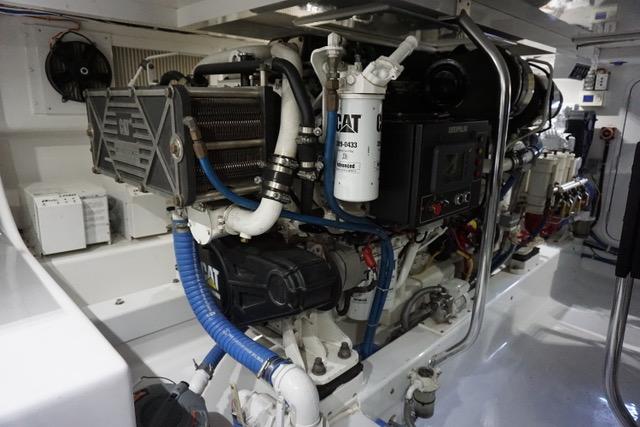Caterpillar C32 Marine Engines