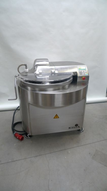 Kilia 50 Liter Meister Plus The machine is completely overhauled, almost like new.