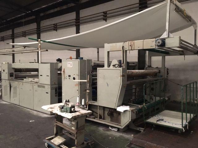 Reggiani Printing Mixed Machine Reggiani Avant 240cm 8 frames + 2 rolls