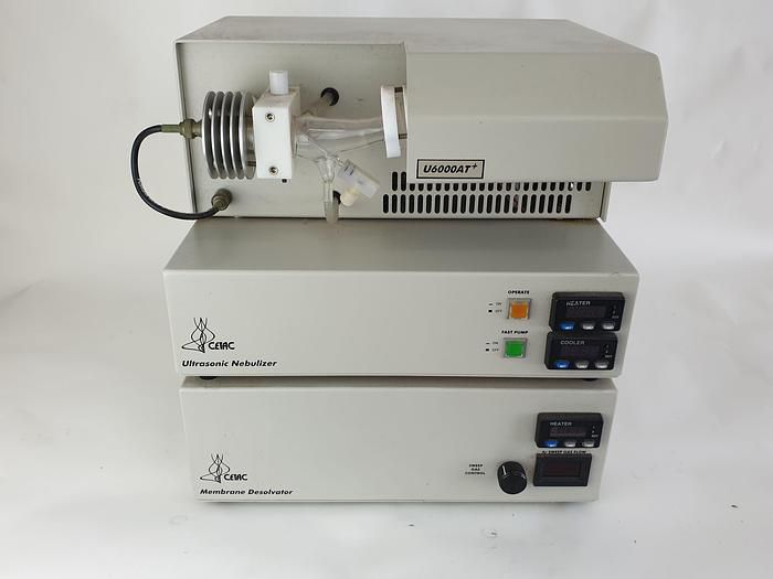 Cetac U6000AT+ Ultrasonic Nebulizer