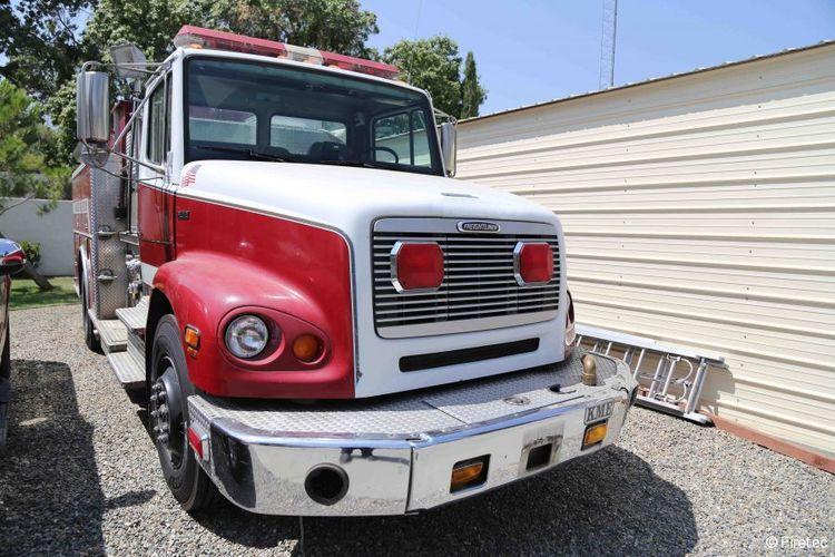 Freightliner KME FL 112, Fire Truck