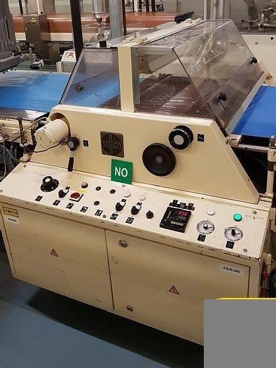 Sollich BTSN-820 CHOCOLATE PRE-BOTTOMER ENROBER