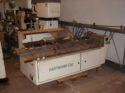 Hartmann EC/101 K, Clip Machines