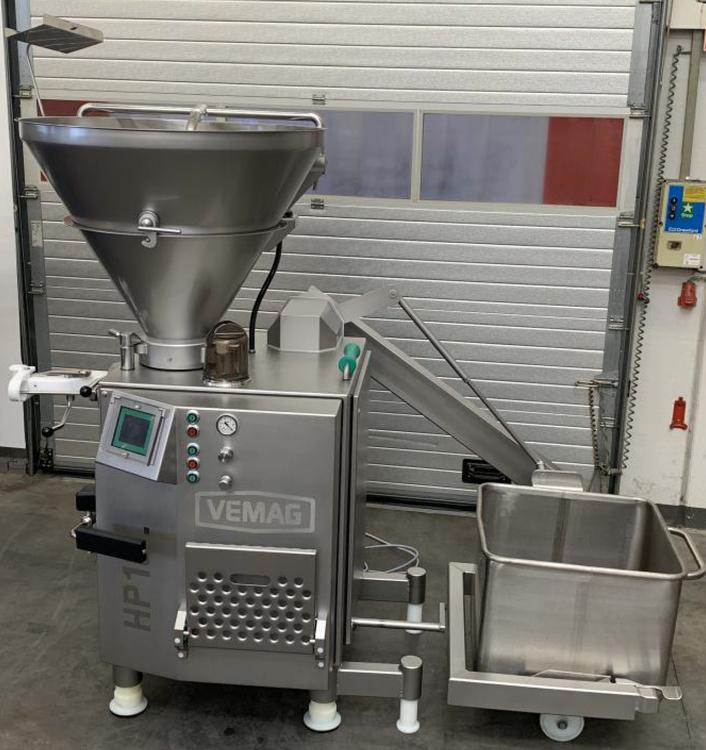 Vemag HP10 L Vacuum-Filling-Machine