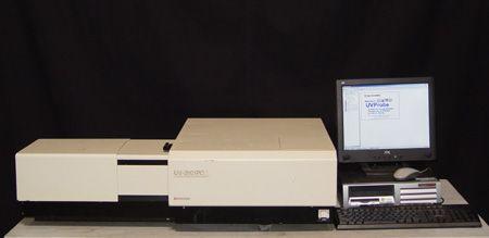 Shimadzu UV-3101PC UV-VIS- NIR Spectrophotometer