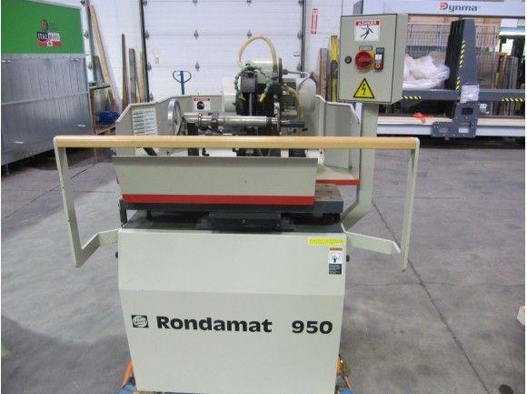 Weinig Rondomat 950, Profile Grinder