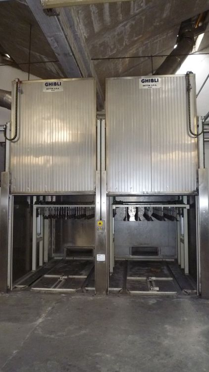 Dettin GHIBLI 21.55 Packages dryer