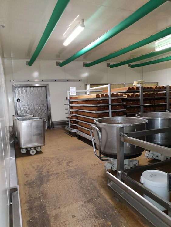 IWEX Freezer room and refrigeration room