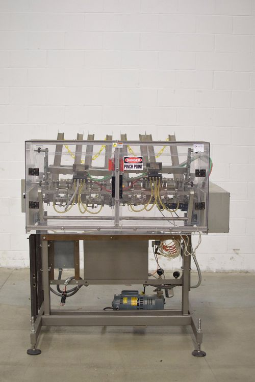 Packaging Systems 04118000000 Automation Dual Placer