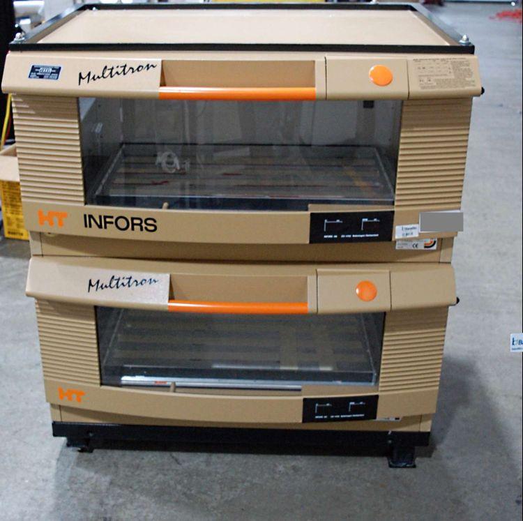 Infors Multiron HT Double Stack Incubator Shaker