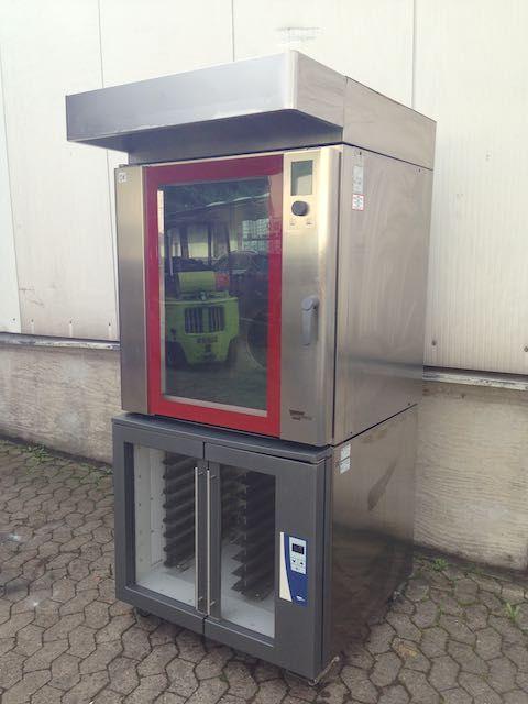 Wiesheu B8 E2 IS600 Oven