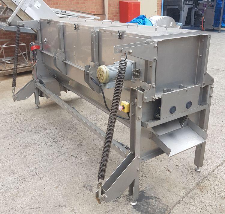 TSK Techno Automatic  DP-1000 Automatic Dry Peeling Vegetable Peeler