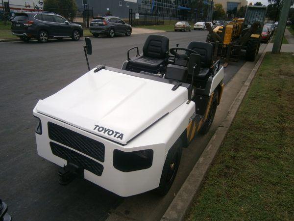 Toyota 02 2TD25 Diesel
