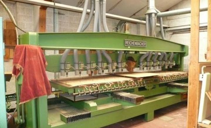 Reichenbacher RAE 1230/50 Fully automatic carving machine