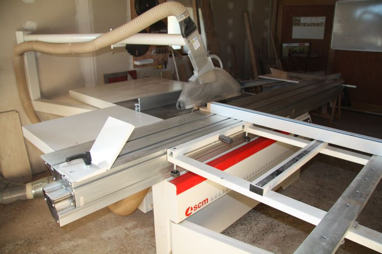 SCM SI400 EP NOVA Sliding table panel saw