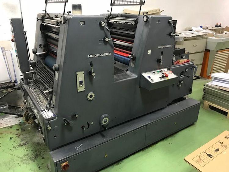 Heidelberg GTOZ52+ 35x50