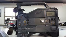 Sony HDW-750P  CAMCORDERS