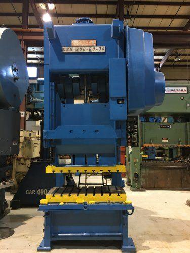 Niagara SG2-200-60-30 DC Gap 200 Ton