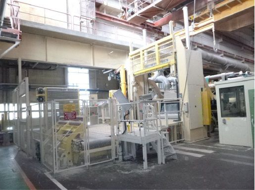 Beloit complete Tissue Paper Machine 2.680 mm 14 to 23 gsm 65TPD, deal price