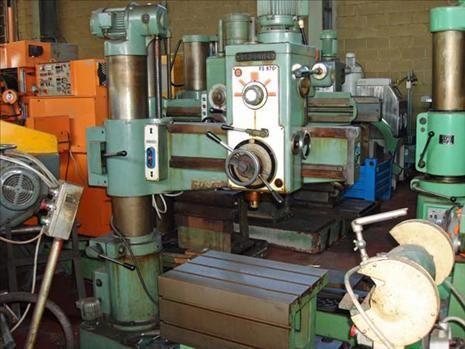 Bergonzi FS 870 1350 rpm