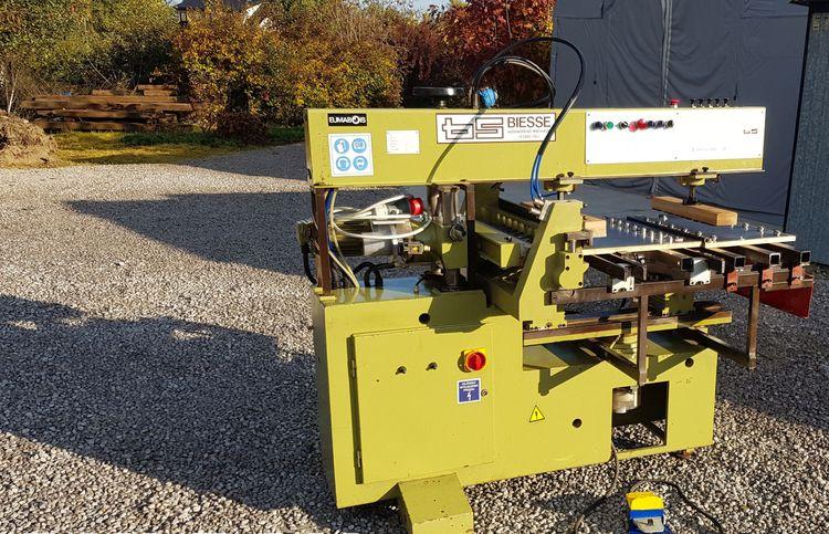 Biesse Multi-spindle drilling machine