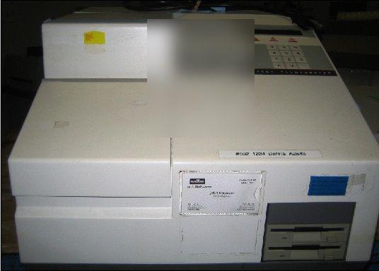 Wallac 1234 Delfia Research FLUOROMETER