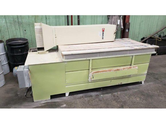 Other . D7 Downdraft Bench