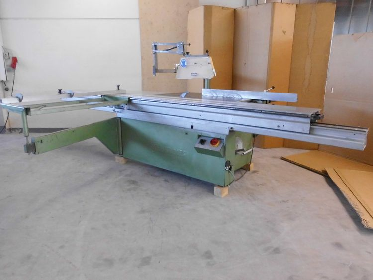 Altendorf F45, Sliding table saw