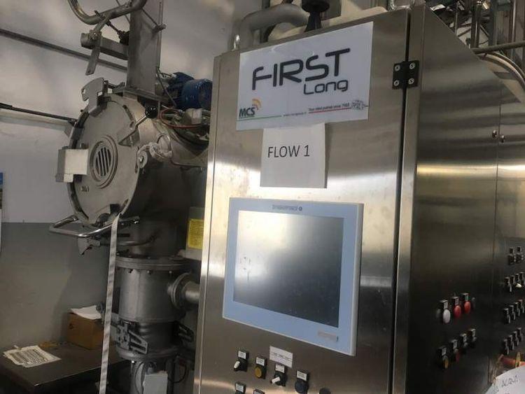 Mcs EUROFLOW EFL 1 HT 100 kg Jet Dyeing