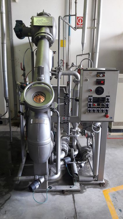 Thies 10 kg Sample Dye Machine