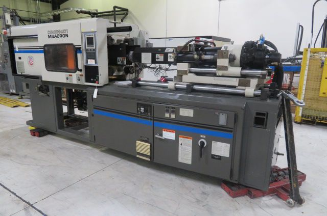 Cincinnati Milacron VT110-10 110 T